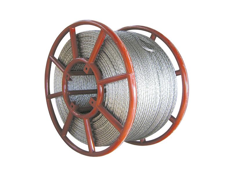 无扭编织钢丝绳