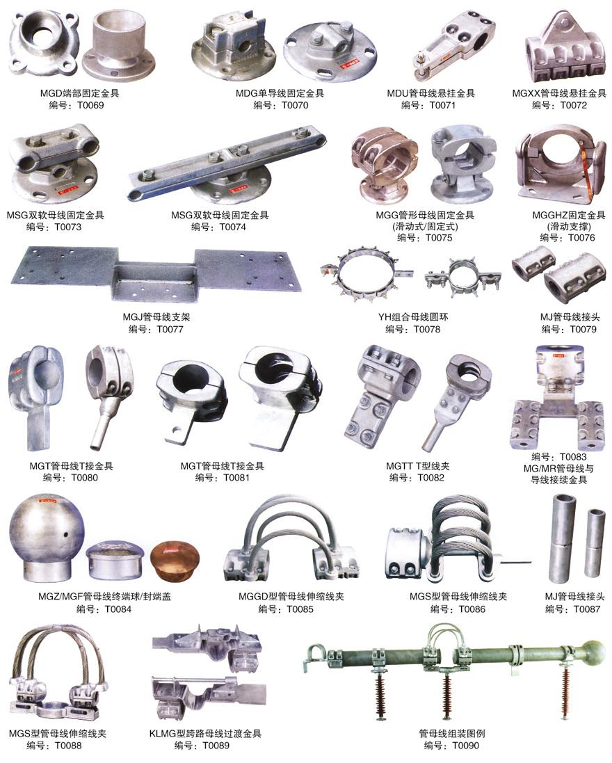 电力金具系列
