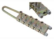 SKG系列圆股钢丝绳卡线器(螺栓型)