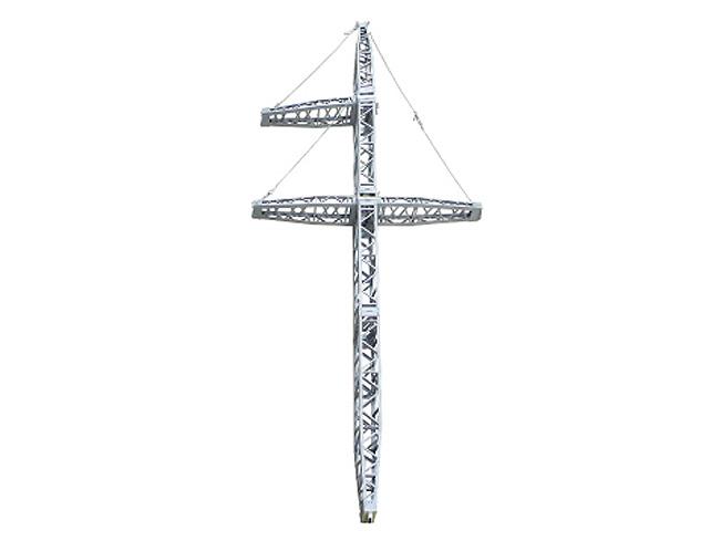 铝合金门型抢修塔