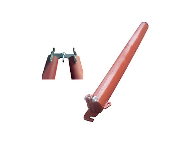 圆形锰钢抱杆