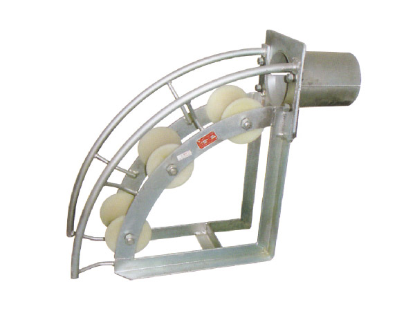 C系列电缆孔口保护滑车