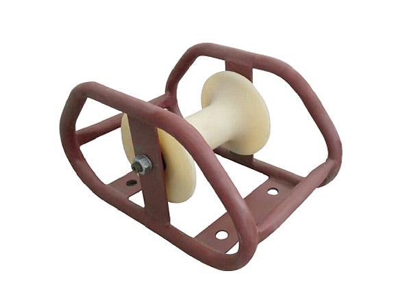 钢管架式电缆滑轮