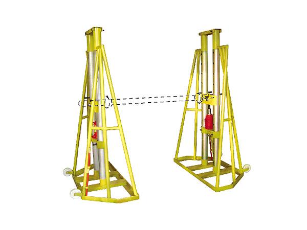 普通型液压放线架