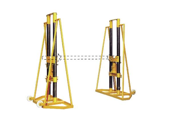 重型型液压放线架