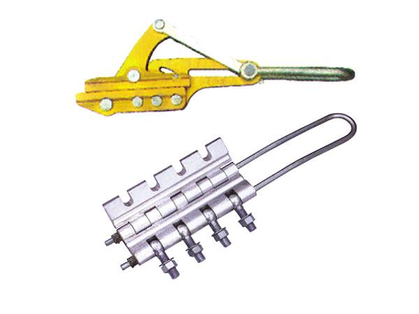螺栓型光缆卡线器